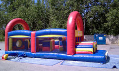 Games / Obstacle Course