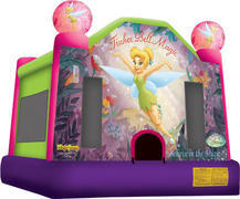 Tinker Bell Bounce House