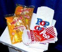 Pop Corn Supplies
