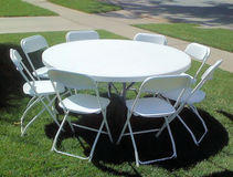 Tables , Chairs and Tents