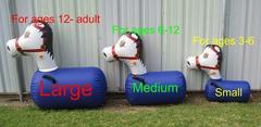 Medium Pony Hops - set of 4