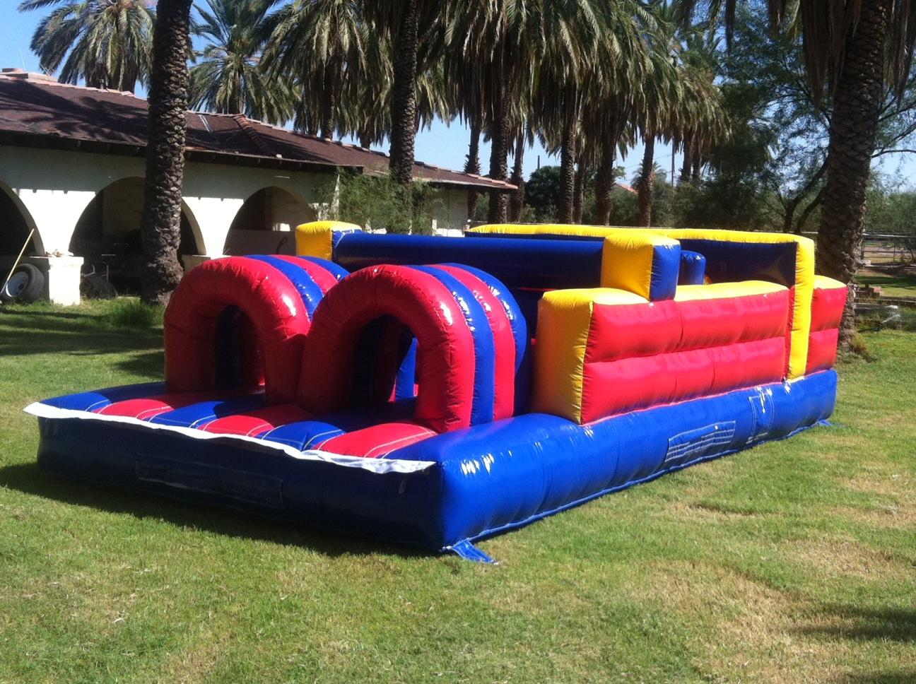 27 u0027 obstacle course