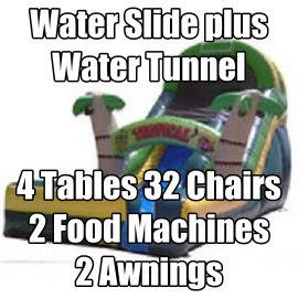 Best Water Slide Package