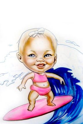 Caricature Artist in Phoenix Arizona