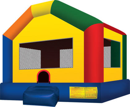 Super Size Bounce House for Teens