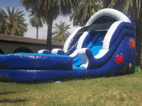 Sea Splash 16' Water Slide