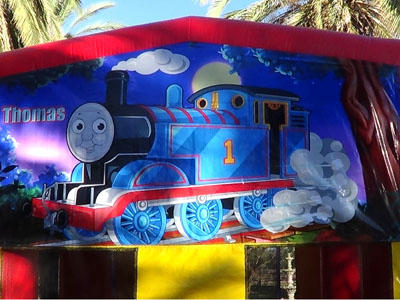 Thomas the Tank Engine Bounce House for Rent
