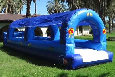 Select one of our Water Tunnels or Slip n Slides