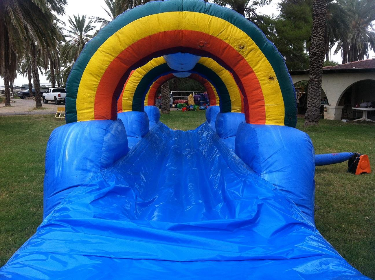 Wave Runner Teen Sized Giant Slip n Slide Rental in Arizona