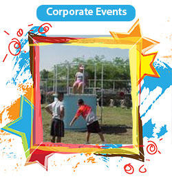 Company Picnics, Corporate Events and Block Parties from A Child's Joy