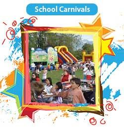 School Carnival Rides and Carnival Ideas from A Child's Joy