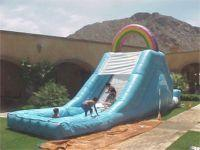 Water Slide w/Pool-  SOLD