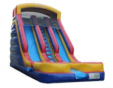 Double Trouble Giant Slide