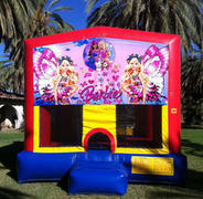 Barbie Doll Bounce House