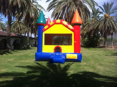 Colorful Bouncy Castle