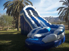Colossal Wave Teen Water Slide
