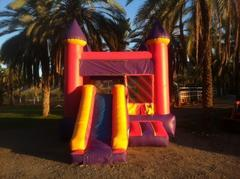 z Kiddie Combo - Bounce & Slide Combo for Preschoolers