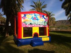 Springtime Bounce House