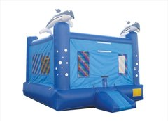 Sea World Bounce House
