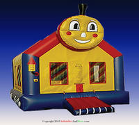 Tank Engine Bounce  13' x 19'