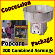 Concessions Package / 200 Servings