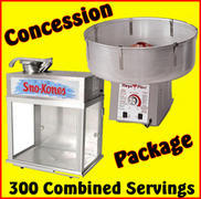Concessions Package / 300 Servings