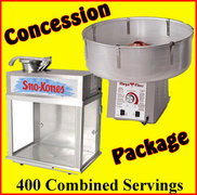Concessions Package / 400 Serving