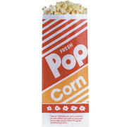 No. 2  Popcorn Bags  100 Pack