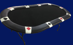 Texas Hold'em-Suited Table