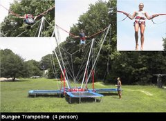 Bungy Trampoline (2 Person)
