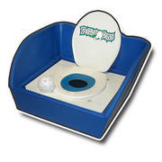 Potty Toss Game