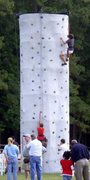 24' Rock Climbing Wall (Spectrum)