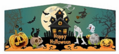 Theme Banner- Halloween (BANNER ONLY)
