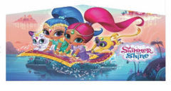 Theme Banner- Shimmer and Shine (BANNER ONLY)