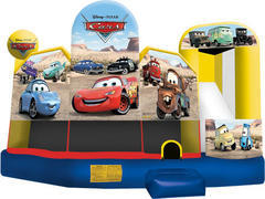 Disney's Cars 5-in-1 Combo