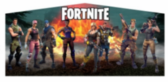 Theme Banner- Fortnite  (BANNER ONLY)