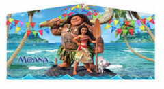 Theme Banner- Moana  (BANNER ONLY)