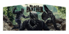 Theme Banner- Black Panther  (BANNER ONLY)