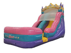 Princess Water Slide- New!