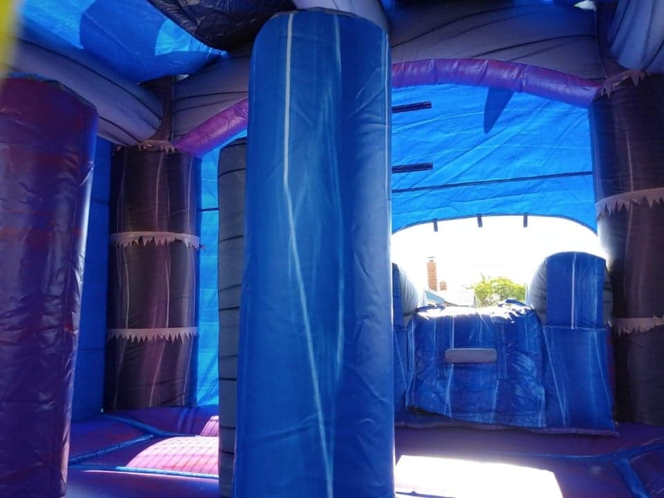 Los Angeles Party Rentals | Luau Hawaiian theme Bounce House Rental