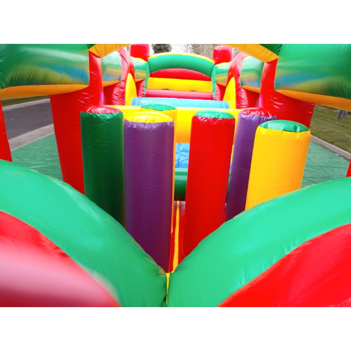 Los Angeles Inflatables Obstacle Game Rental