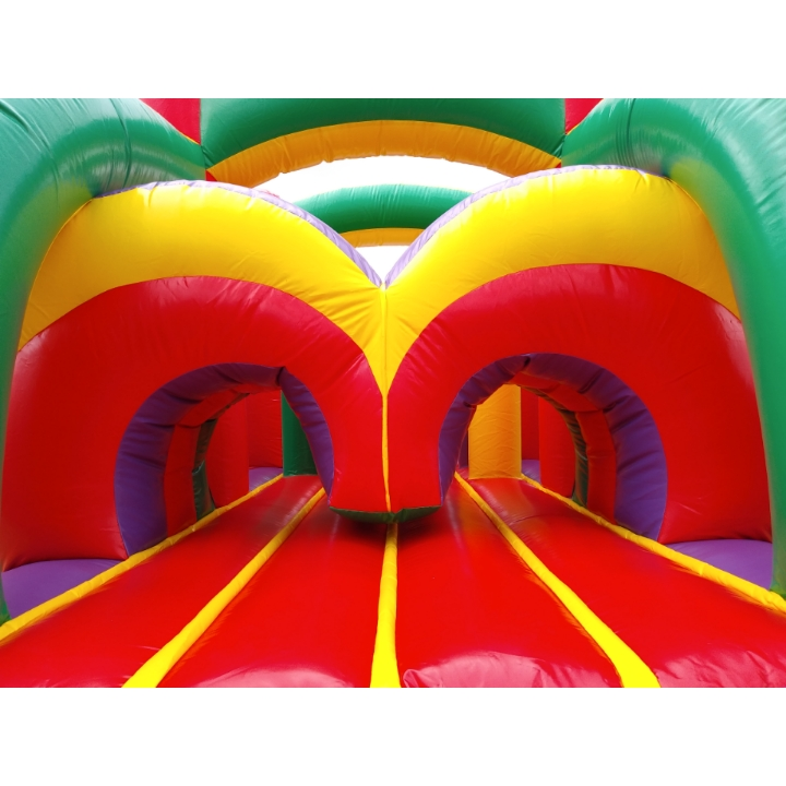 Obstacle Game Party Rentals Los Angeles