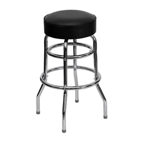 Barstool (Chrome)