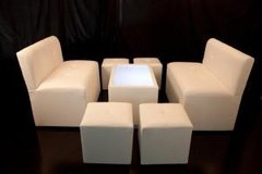 Lounge Furniture Set with Sofa