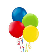 12 Balloons inflation (Helium Only)