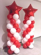 Balloon Columns 6ft   ($85 each)