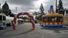 20ft Large AirFilled Framed Balloon Arch  ($349.99 each)