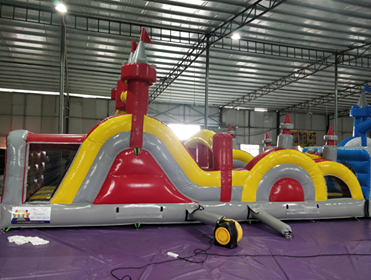32ft Fire Obstacle Course