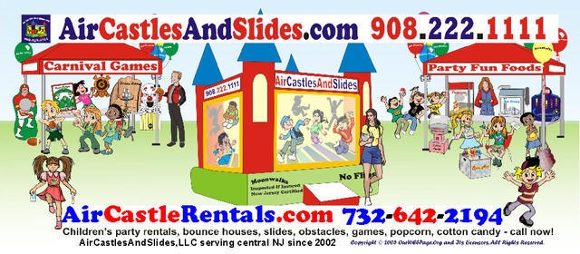 Air Castles And Slides, LLC