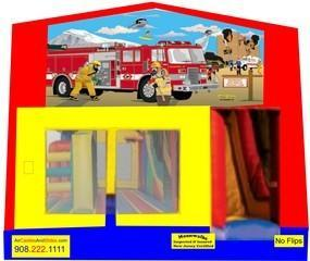 Themed Fire Truck Rescue 5in1 Combo Classic